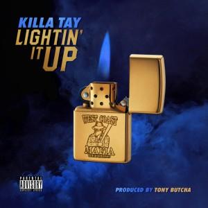 Album Lightin It Up from Killa Tay