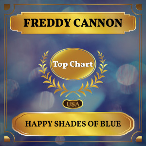 Album Happy Shades of Blue from Freddy Cannon