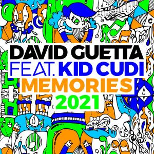 Album Memories (feat. Kid Cudi) (2021 Remix) (Explicit) from Kid Cudi
