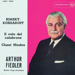 Album Rimsky Korsakoff from Arthur Fiedler