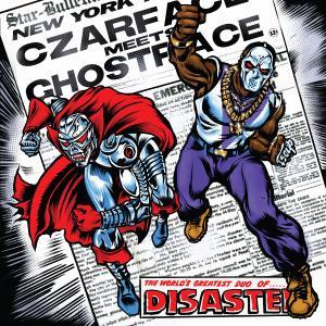Album Czarface Meets Ghostface (Instrumentals) from Czarface