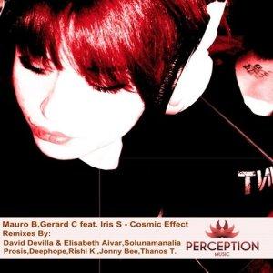 Album Cosmic Effect from Gerard C