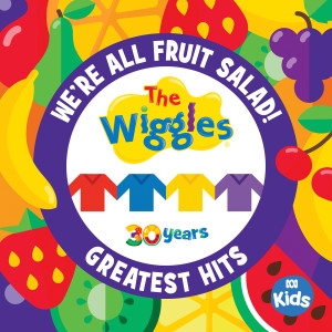 Album We're All Fruit Salad!: The Wiggles' Greatest Hits from The Wiggles