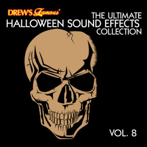 The Hit Crew的專輯The Ultimate Halloween Sound Effects Collection, Vol. 8
