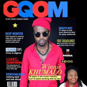 Album Yile Gqom from Winnie Khumalo