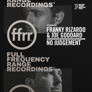 Album No Judgement from Franky Rizardo