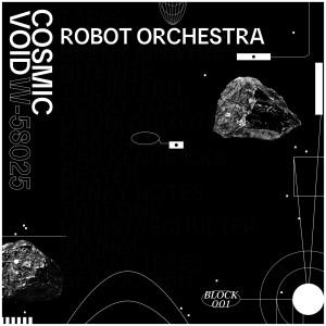 Album Strange Beauty from Robot Orchestra