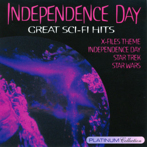 Album Independence Day - Great Sci-Fi Hits from Galactic Sounds Orchestra