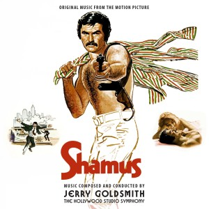 Album Shamus (Original Music from the Motion Picture) from Jerry Goldsmith