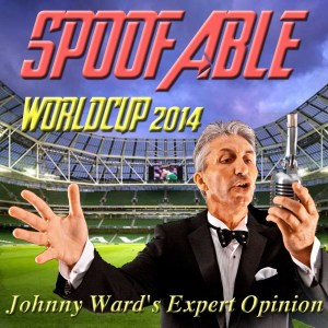 Album Spoofable World Cup 2014: Johnny Ward's Expert Opinion from Johnny Ward