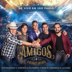 Album A História Continua (ao Vivo) from Zezé Di Camargo & Luciano
