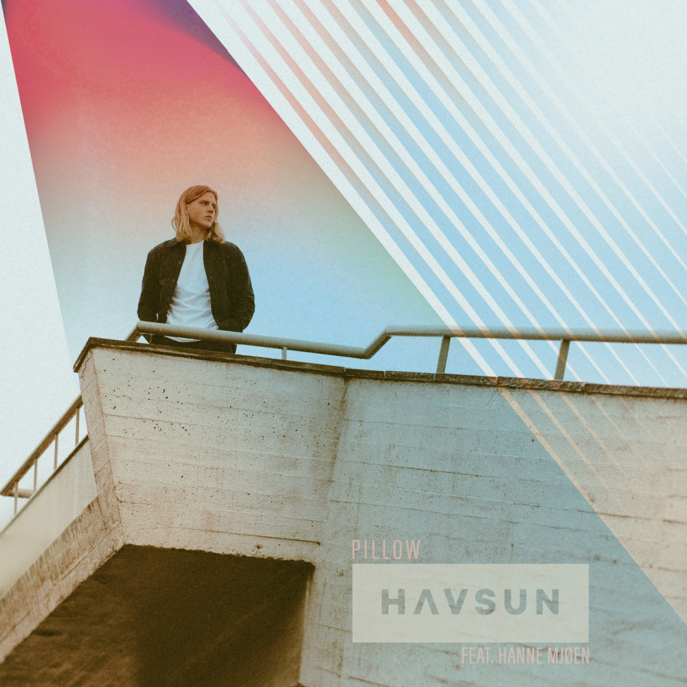 Pillow 2018 Havsun; Hanne Mjøen