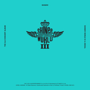 SHINee World Ⅲ In Seoul - The 3rd Concert Album