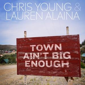 Chris Young的專輯Town Ain't Big Enough