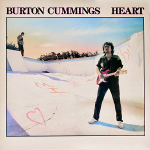 Album Heart from Burton Cummings