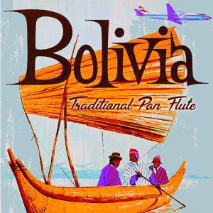 Album Bolivian Traditional Pan Flute from Pastor Solitario
