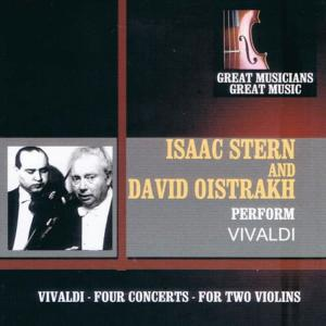 Listen to Concerto for Two Violins in D Major RV 512, F.I. No 41: II. Largo song with lyrics from Isaac Stern