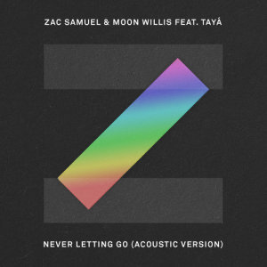 Album Never Letting Go from Moon Willis
