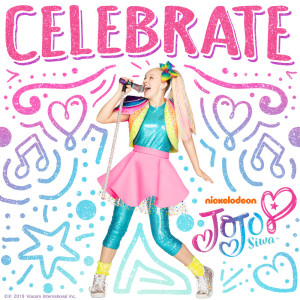 Album Celebrate from JoJo Siwa