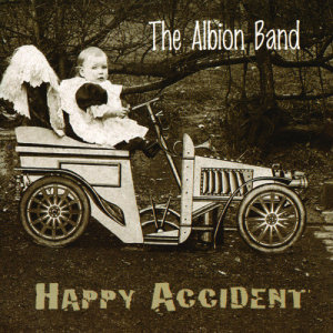 Album Happy Accident from The Albion Band