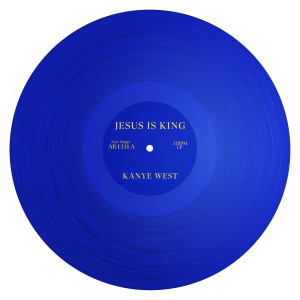 Album JESUS IS KING from Kanye West