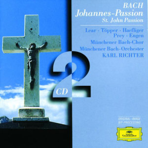 Album Bach: St. John Passion from Berlin Symphony Orchestra