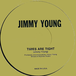 Album Times Are Tight from Jimmy Young