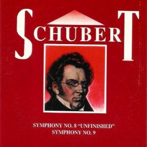"Süddeutsche Philharmonie的專輯Schubert, Symphony No. 8 ""Unfinished"", Symphony No. 9"