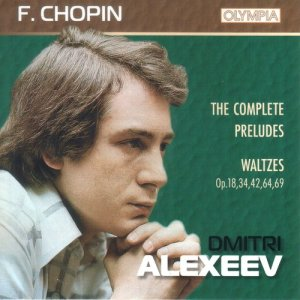 Dmitri Alexeev的專輯Chopin: Preludes & Waltez