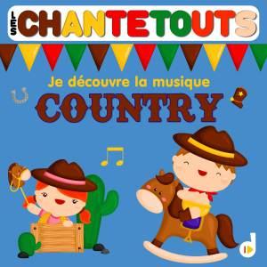 The Countdown Kids的專輯Les chantetouts : Je découvre la musique country