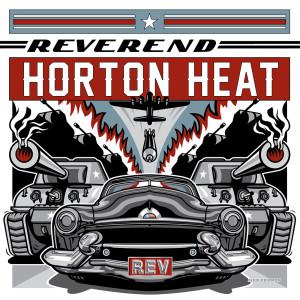 Album Rev from Reverend Horton Heat