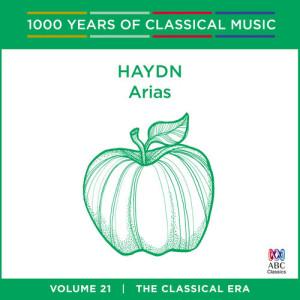 Album Haydn: Arias from Sara Macliver
