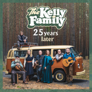 Album 25 Years Later from The Kelly Family