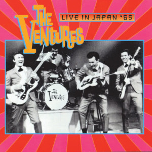 The Ventures的專輯Live In Japan '65