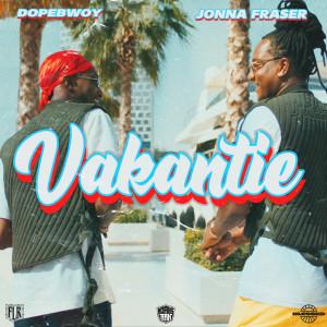 Album Vakantie from Dopebwoy