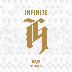 Infinite H的專輯Second Mini Album [Fly Again]