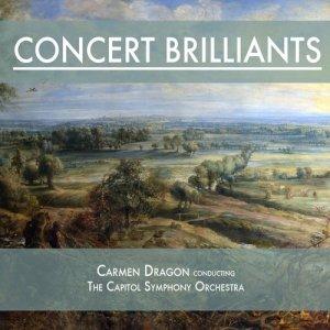 The Capitol Symphony Orchestra的專輯Concert Brilliants
