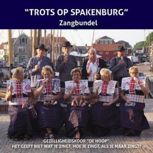 """Album Trots op Spakenburg from Gezelligheidskoor """"De Hoop"""""""