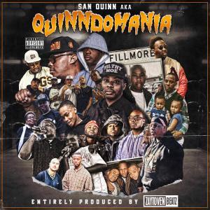 Album Quinndomania (Explicit) from San Quinn