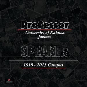 Listen to Speaker song with lyrics from Professor
