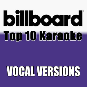 Album Billboard Karaoke - Top 10 Box Set, Vol. 8 from Billboard Karaoke