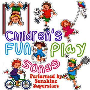 Sunshine Superstars的專輯Head Shoulders Knees and Toes: Children's Fun Play Songs