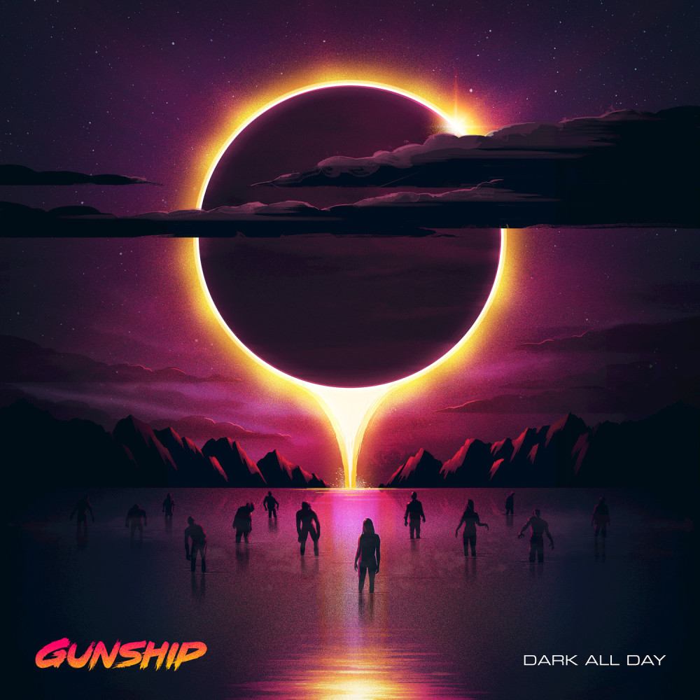 Dark All Day 2018 GUNSHIP; Tim Cappello; Indiana