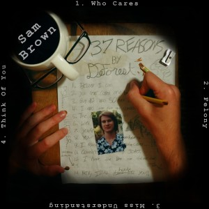 Album 37 Reasons - EP from Sam Brown
