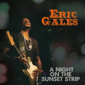Album A Night on the Sunset Strip (Live) from Eric Gales