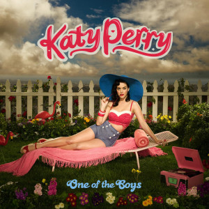 Katy Perry的專輯One Of The Boys