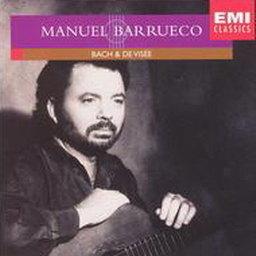 收聽Manuel Barrueco的Präludium, Fuge und Allegor Es-dur BWV 998: Fuge歌詞歌曲
