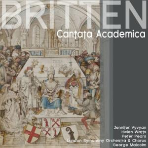 Helen Watts的專輯Britten: Cantata Academica