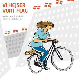 Album Vi Hejser Vort Flag from Lasse & Mathilde