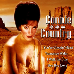 Connie Francis的專輯Connie Country